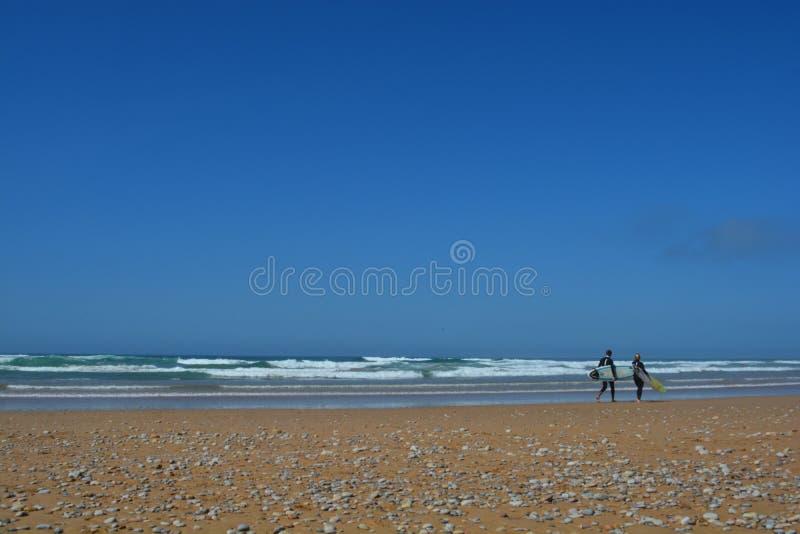 Tamari strand arkivbilder