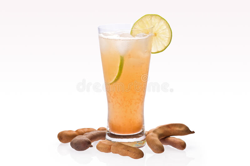 Tamarind Drink royalty free stock images