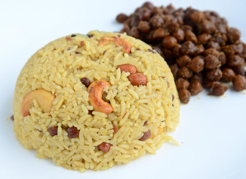 Tamarind Rice stock photography