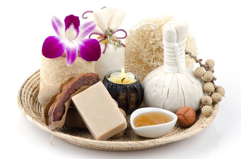 Download Tamarind Soap mix honey stock image. Image of tubs, aromatherapy - 39507055