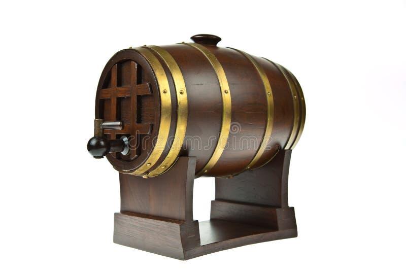 Tambor de cerveja imagem de stock royalty free