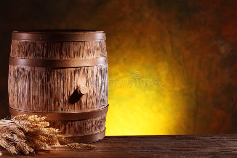 Tambor de madeira. fotos de stock