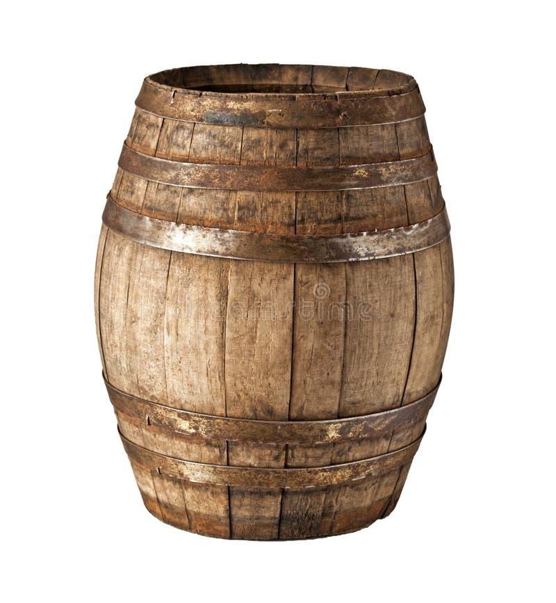 Tambor de madeira imagens de stock royalty free