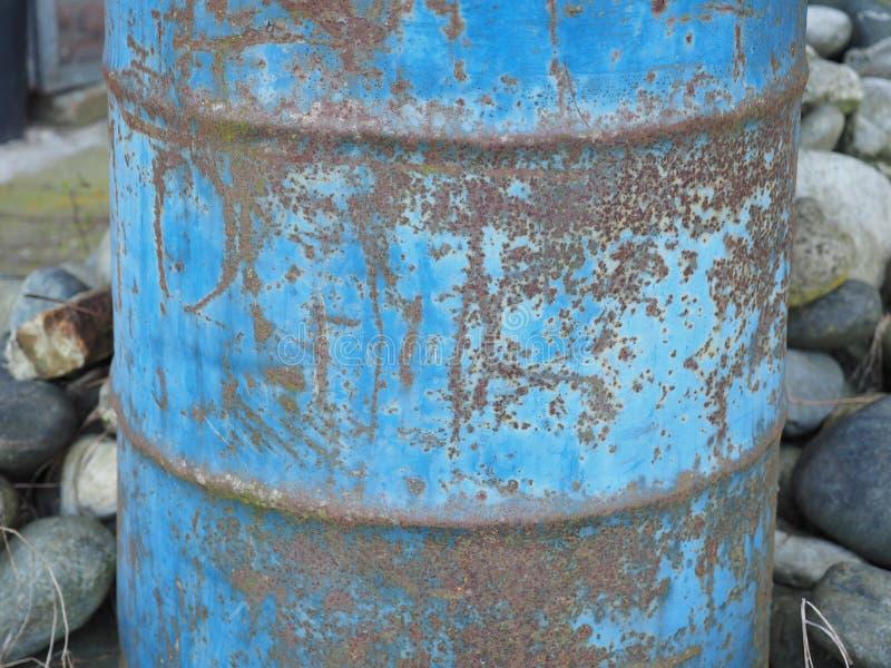 tambor viejo del barril fotos de archivo