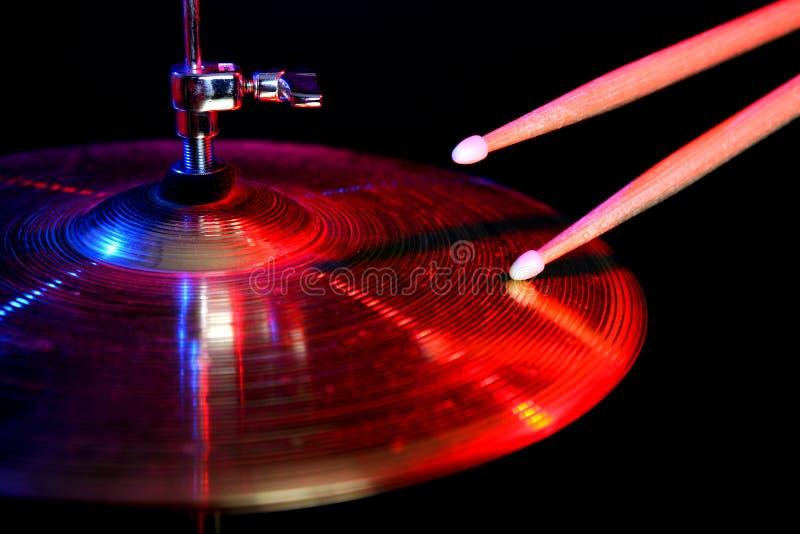 Download Tambores imagen de archivo. Imagen de cobre, clásico, instrumento - 7284853