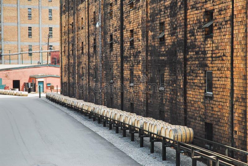 Tambores de Bourbon imagem de stock royalty free