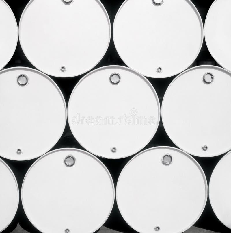 Tambores del combustible imágenes de archivo libres de regalías