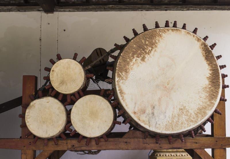 Tambour antique images libres de droits