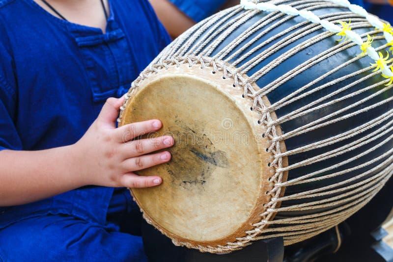 Tambour antique image libre de droits