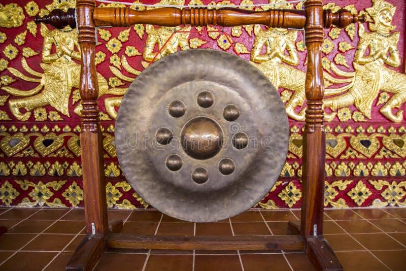 Tambour asiatique antique images stock