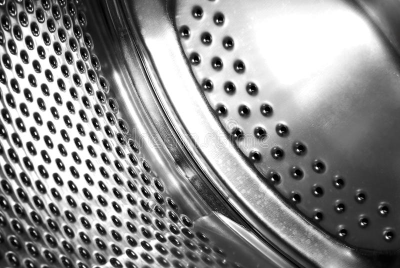 Tambour de machine à laver photos stock