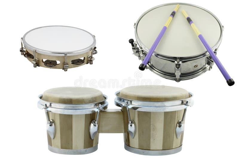 Tambourine Royalty Free Stock Photography