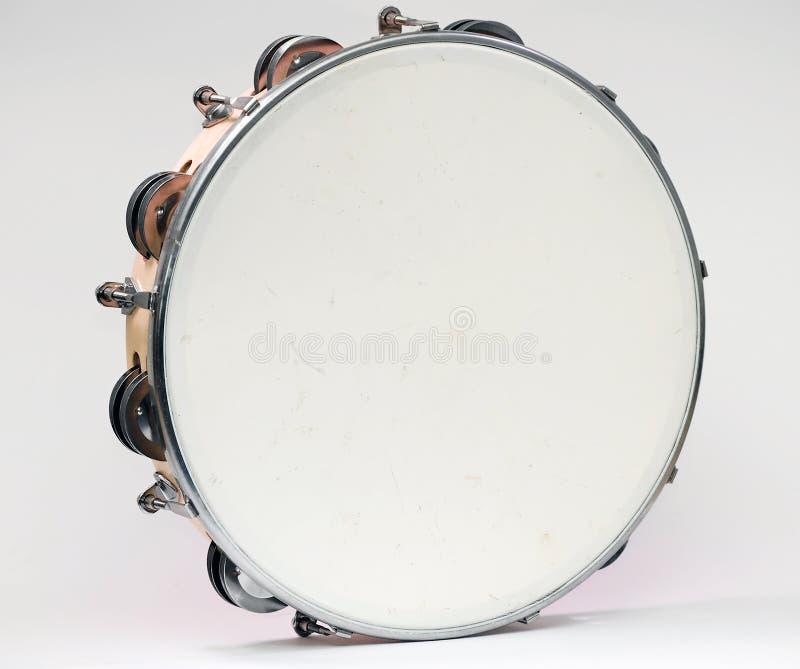 Tambourine immagini stock libere da diritti