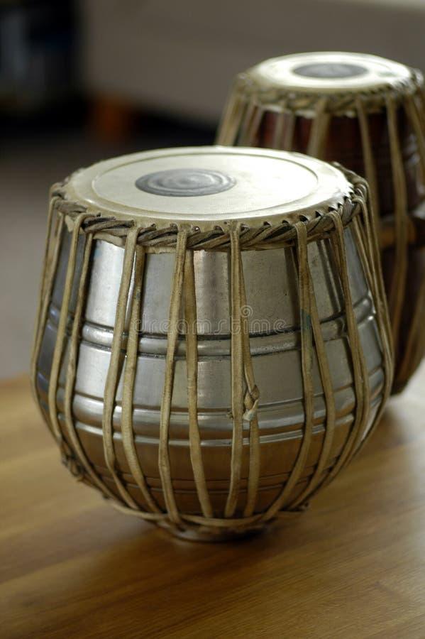 Tambours 1 de Tabla photo libre de droits