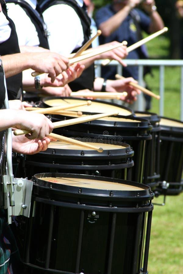 Tambours photo libre de droits