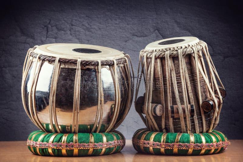 Tambours de Tabla photographie stock