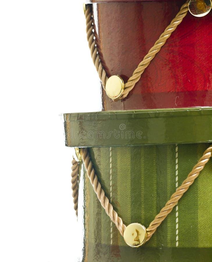 Tamburi decorativi immagine stock libera da diritti