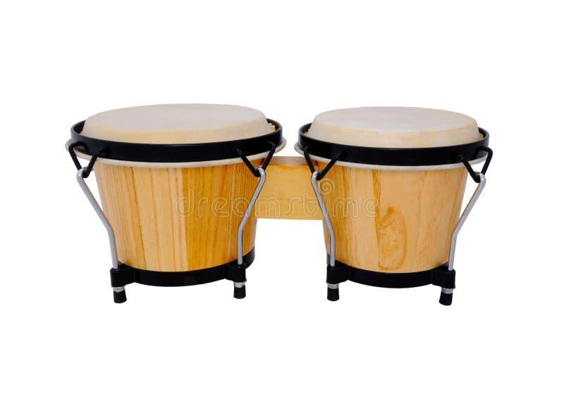 Tamburi del bongo fotografia stock libera da diritti