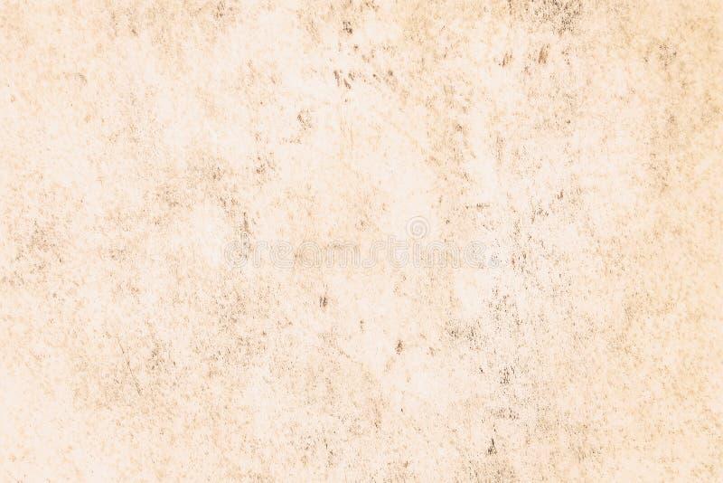 Tamburo di modelli del cuoio di struttura, fondo astratto marrone chiaro fotografia stock