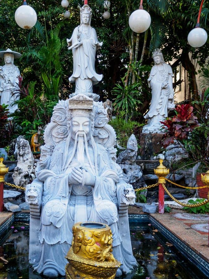 Tamnak-phra mae Kuan-Im stockfotos