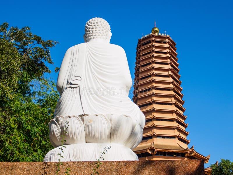 Tamnak-phra mae Kuan-Im lizenzfreie stockbilder