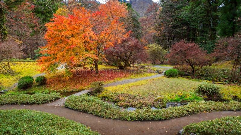 Tamozawa Cesarska willa w Nikko, Japonia obraz royalty free