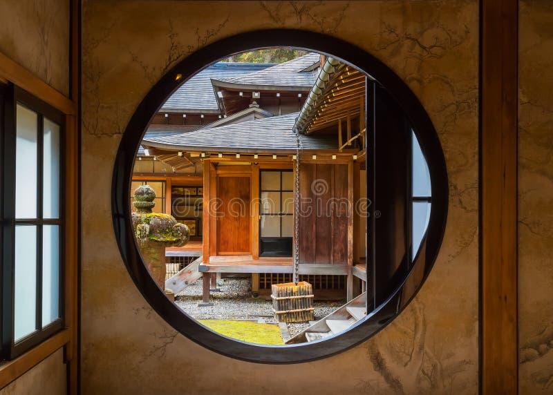 Tamozawa Keizervilla in Nikko, Japan royalty-vrije stock foto