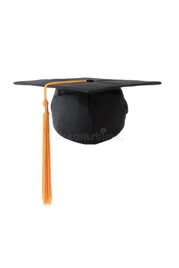 Tampão da graduação foto de stock royalty free