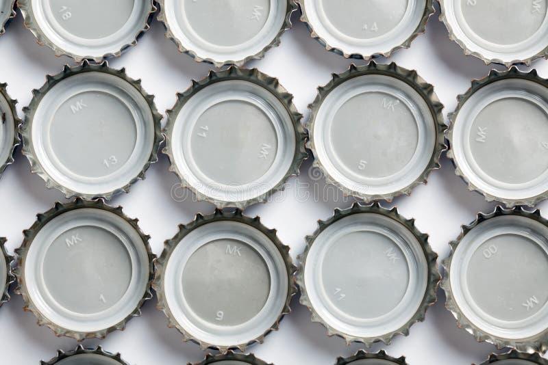 Tampões da cerveja imagem de stock royalty free