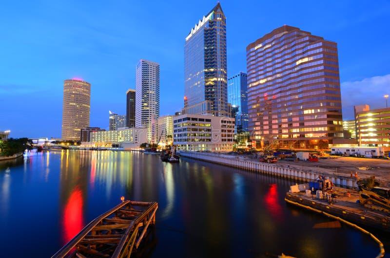 Tampa photographie stock libre de droits