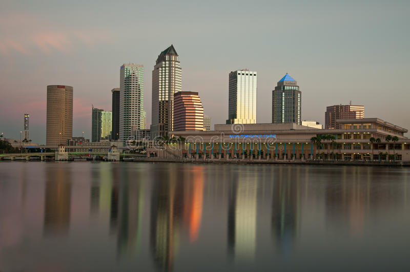 Tampa Convention Center photo stock