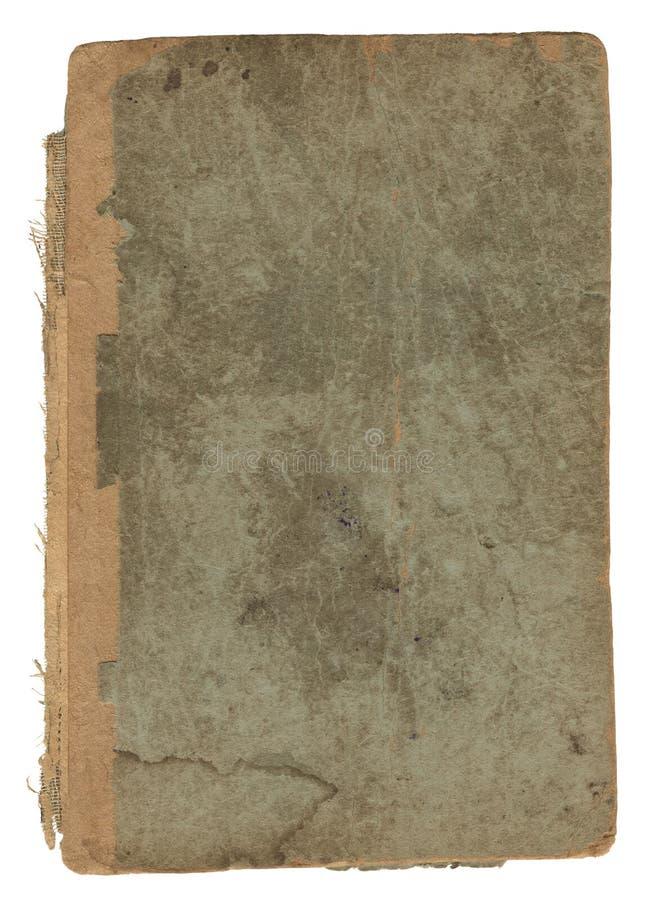 Tampa de livro antiga fotos de stock