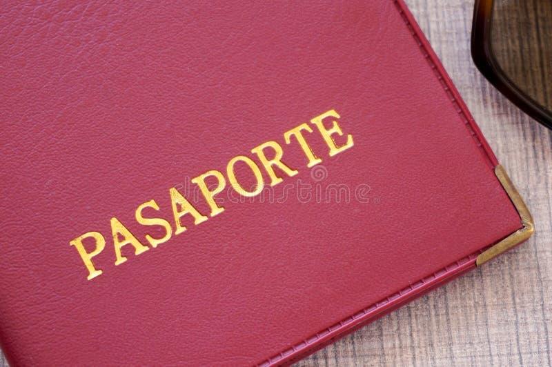 Tampa do passaporte fotos de stock royalty free