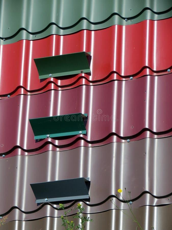 Tampa do telhado imagem de stock royalty free