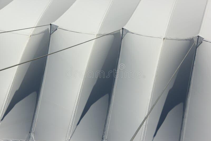 Tampa do telhado do estádio fotografia de stock royalty free