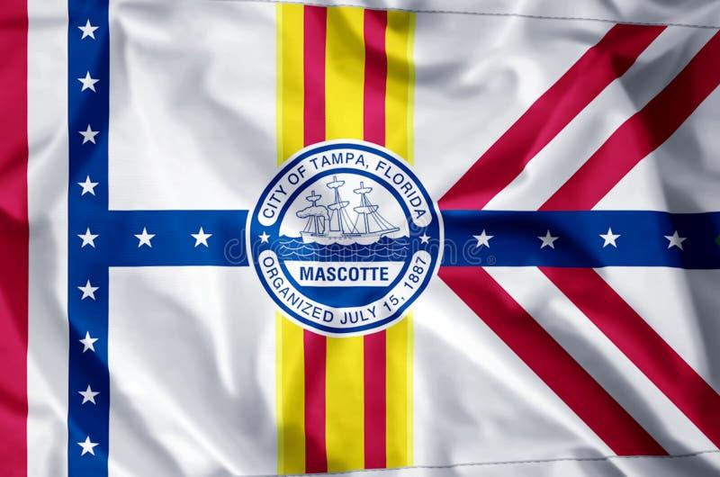 Tampa Florida ilustração royalty free