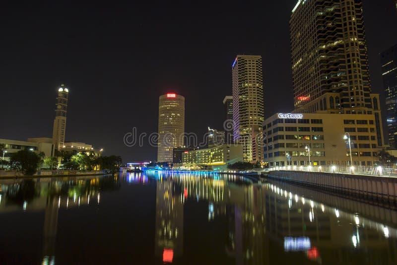 Tampa, Florida fotografia stock libera da diritti