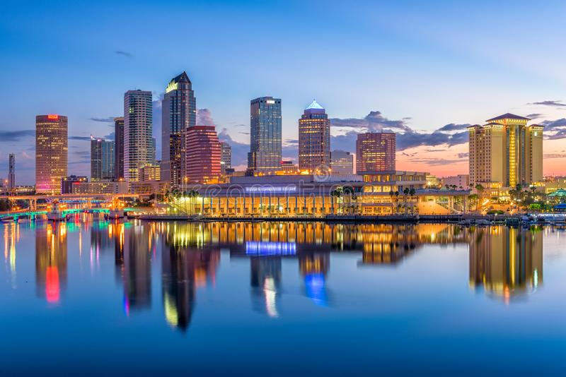 Tampa, Florida, U.S.A. fotografie stock libere da diritti