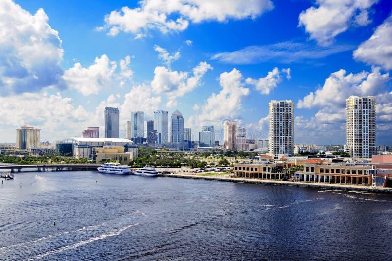 Tampa Floryda fotografia stock