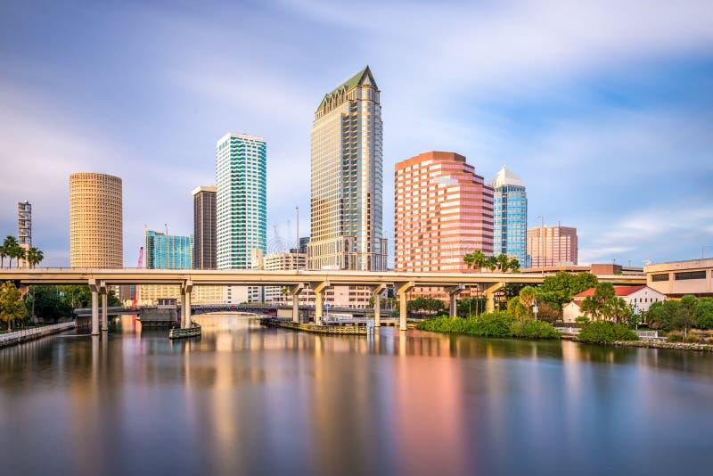 Tampa, Floryda, usa zdjęcia royalty free