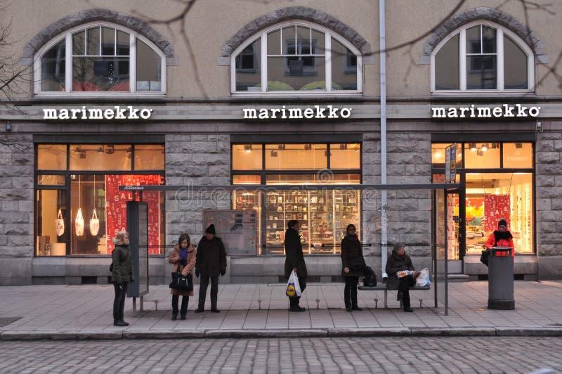 Tampere lizenzfreies stockfoto