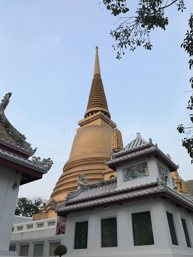 Tample. & pagoda at royalty free stock photos