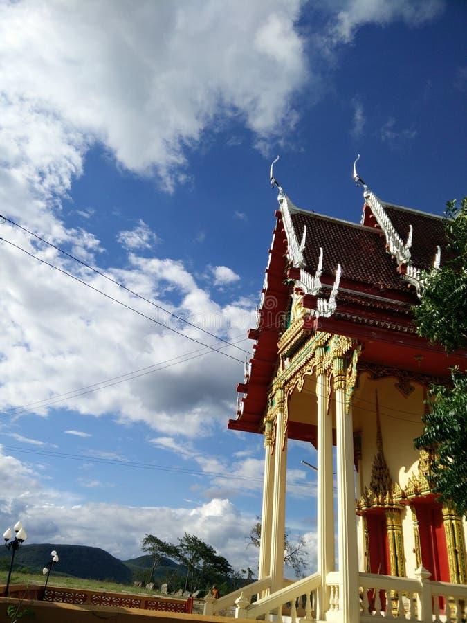 Tample thaïlandais photographie stock libre de droits