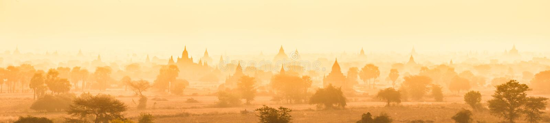 Download Tamples De Bagan, Birmanie, Myanmar, Asie Photo stock - Image du bouddha, attraction: 56484162