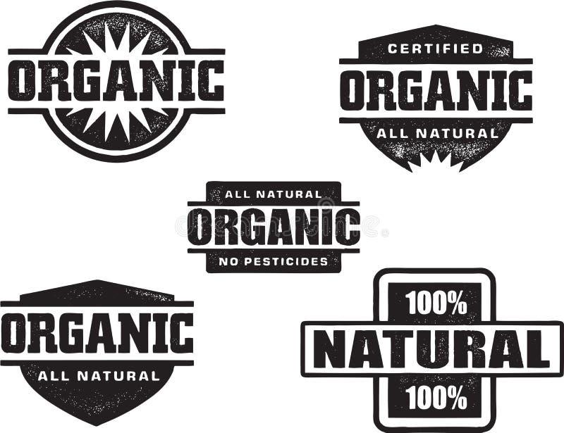 Tampon en caoutchouc organique