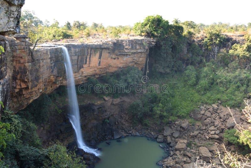 Tamra Ghoomar Waterfalls images libres de droits