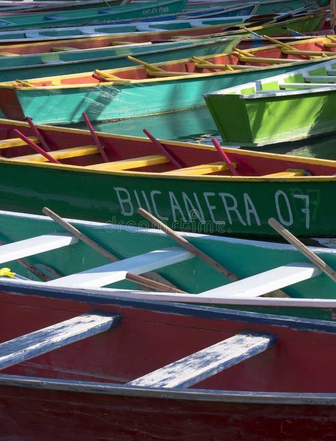 Tamul dell'en di Barcas fotografie stock