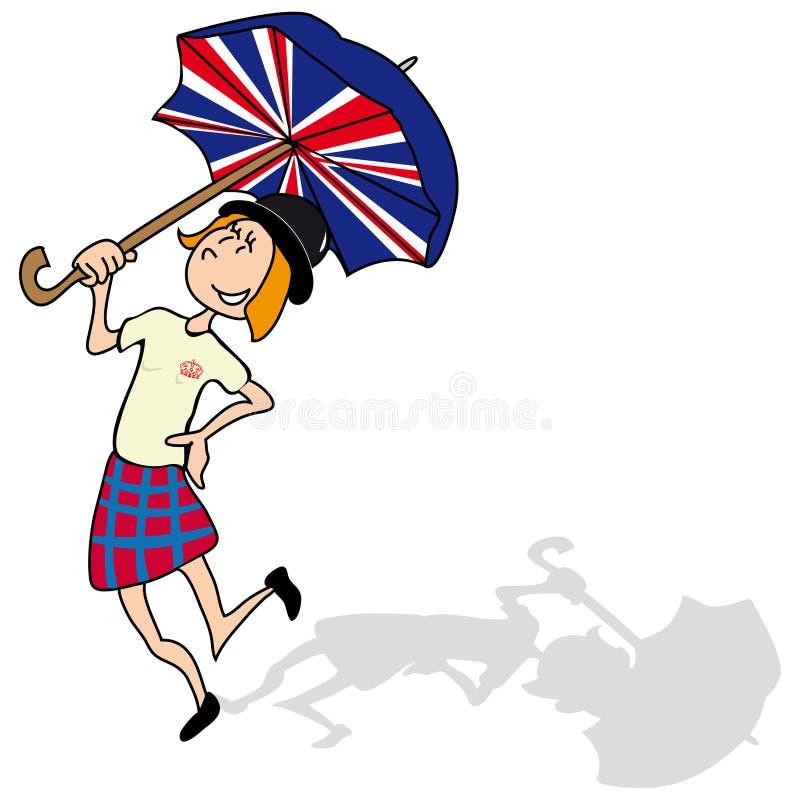Tan británicos libre illustration