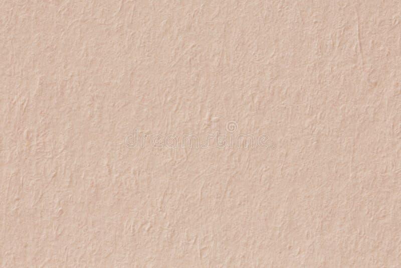 Tan-Papierbeschaffenheitshintergrund Einfacher Hintergrund stockbilder