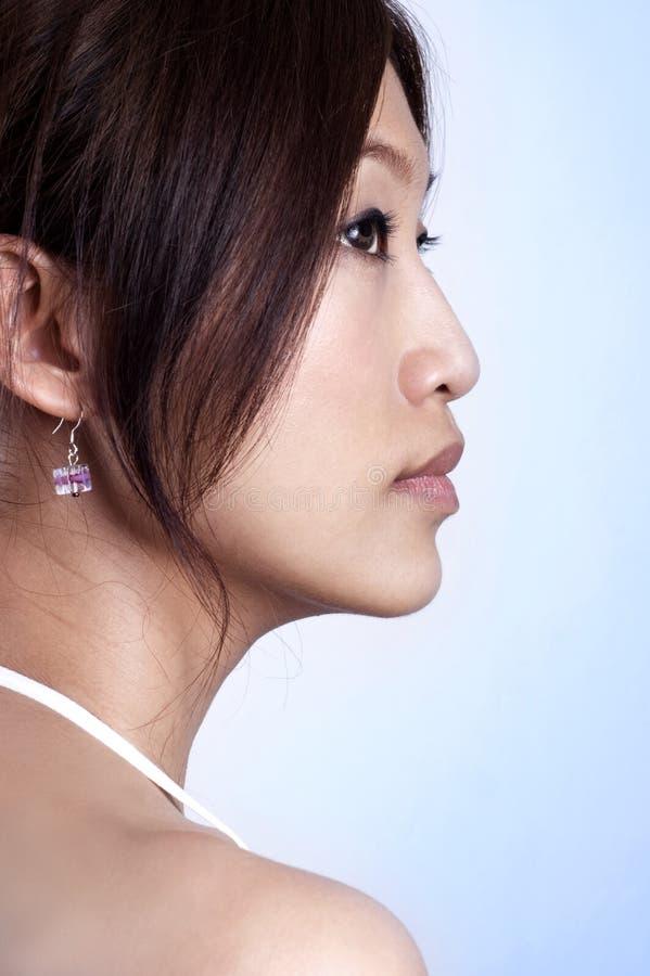 Tan-Schönheit lizenzfreies stockbild